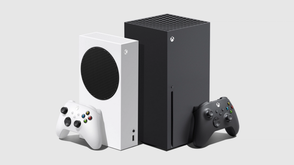 Xbox-Series S and Xbox Series X