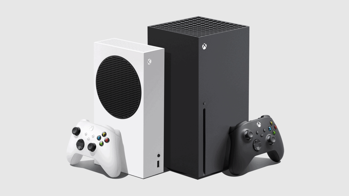 Xbox-Series S and Xbox Series X